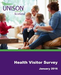 Unison Health Visitor survey 2016